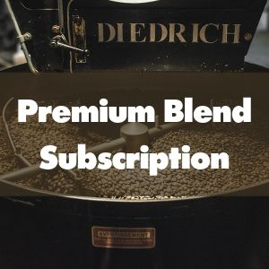 premium blend subscription