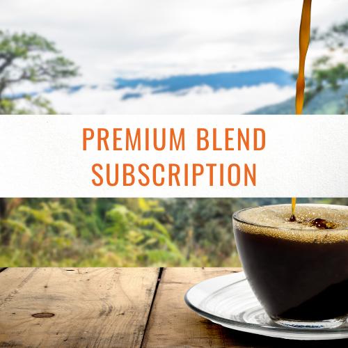 premium blend subscription