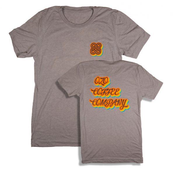 ozo coffee retro tshirt