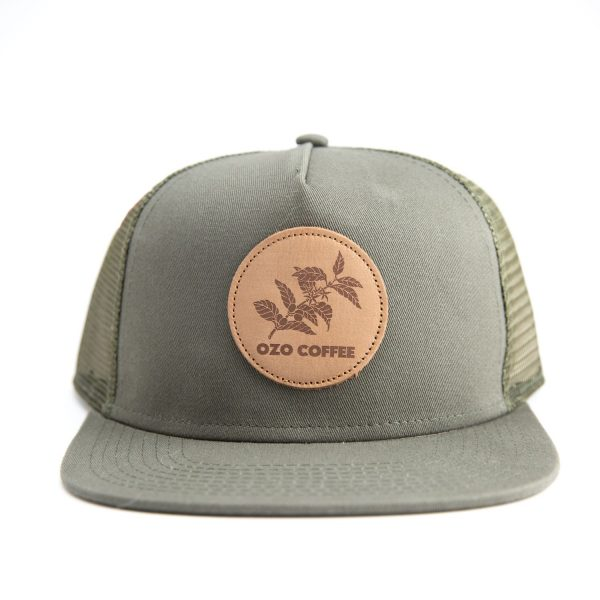 OZO Hat Green